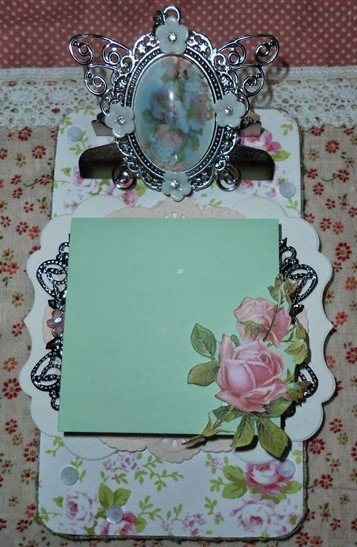 altered clipboard for butterbeescraps