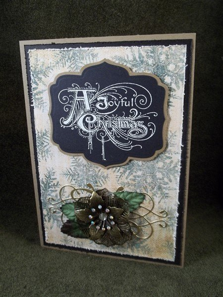 christmas handmade card ideas by butterbeescraps