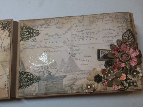 treasured past mini album by thepaperbaglady