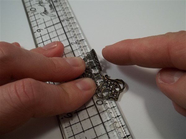 Transform filigree into corner