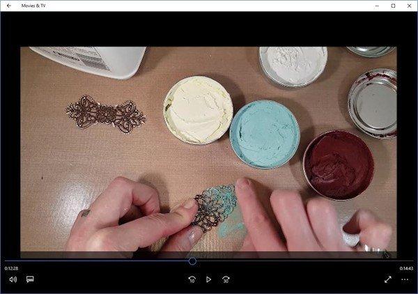 gilders paste tutorial
