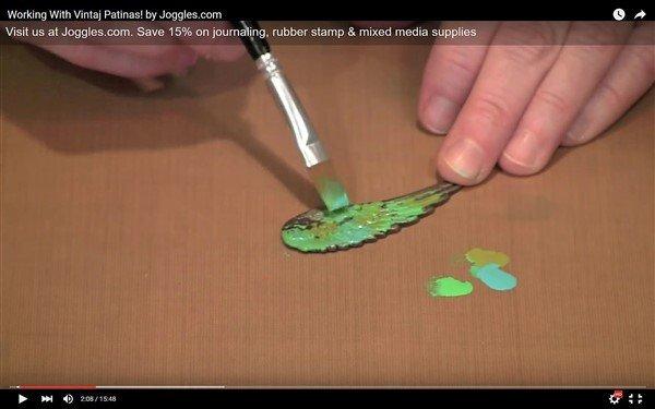 ranger patina tutorial