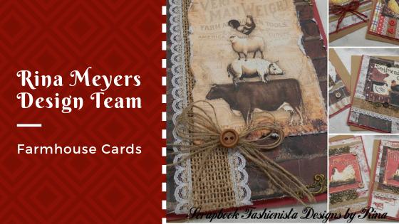 Farmhouse Cards And A Bonus Butterbeescraps