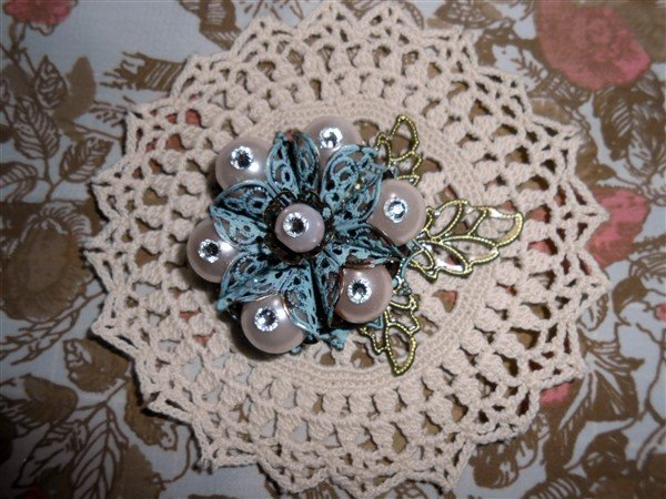 Filigree Bead Caps (#CAP486)