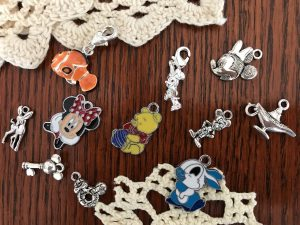Happiest Place on Earth (Set A) Tibetan Charms Collection