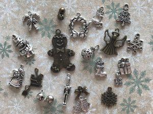 Jingle Bells Tibetan Charms Collection