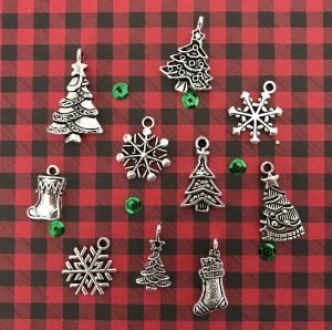 O Christmas Tree Tibetan Charm Collection